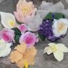 Výroba květin z hmoty DECO CLAY