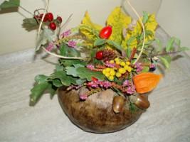 podzimni dekorace