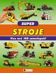super stroje vice nez 100 samolepek Super stroje – Více než 100 samolepek!
